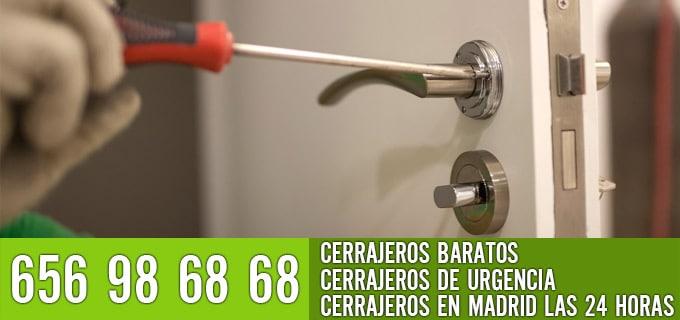 reparacion de cerraduras Madrid