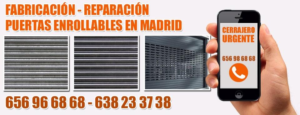 fabricantes cierres metalicos Barrio del Pilar
