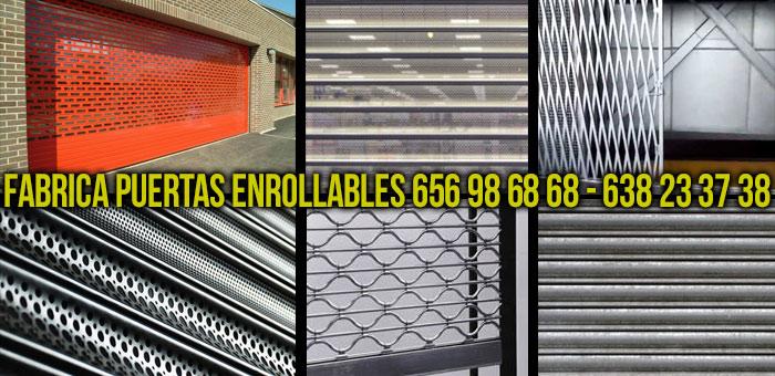 reparacion cierres enrollables Madrid