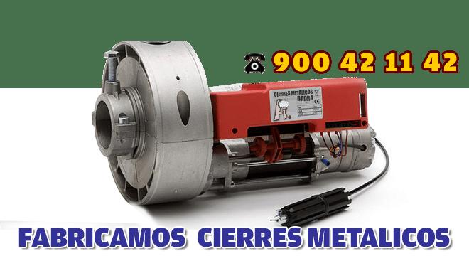 reparacion motor persianas enrollables
