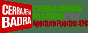 Cerrajeros urgentes Madrid