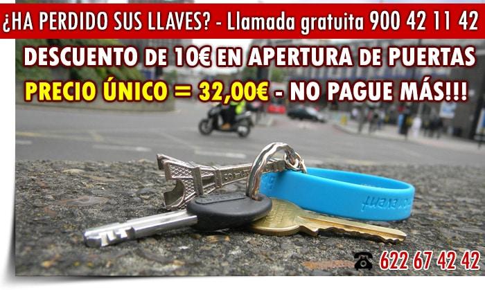 cerrajeros urgencias Alcobendas