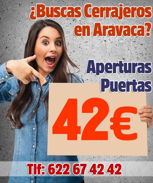 cerrajeros baratos Aravaca