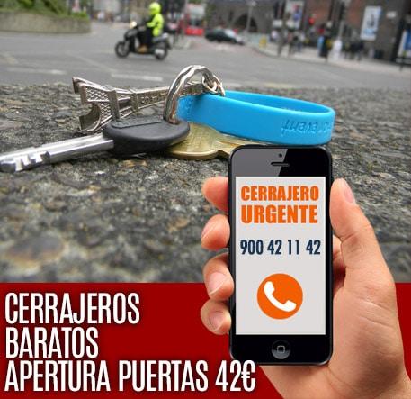 cerrajeros baratos Aravaca 24 horas