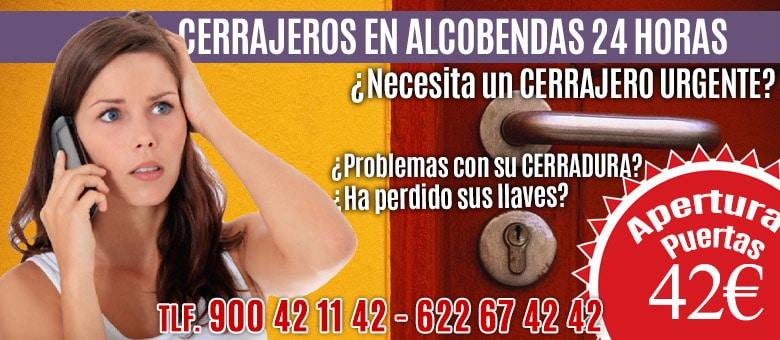 cerrajeros Alcobendas urgentes