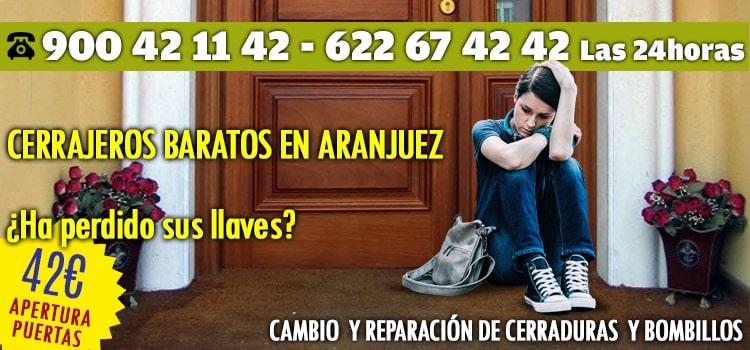cerrajeros-baratos-Aranjuez